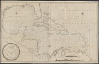 A new and correct general chart of the West Indies including the Gulf of Mexico and Bay of Honduras andc